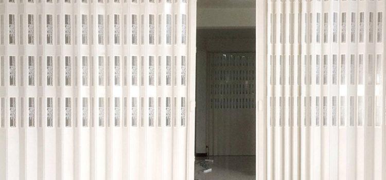 ติดฉากกั้นห้องแบบญี่ปุ่น ซอยแสงชัย สมุทรปราการ