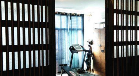 ผลงานติดฉากกั้นห้องแบบญี่ปุ่น สีน้ำตาล ย่านคลอง3 ปทุมธานี